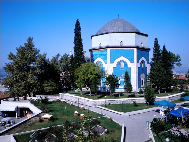 1 Gece 2 Gün Bursa - Eskişehir Turu