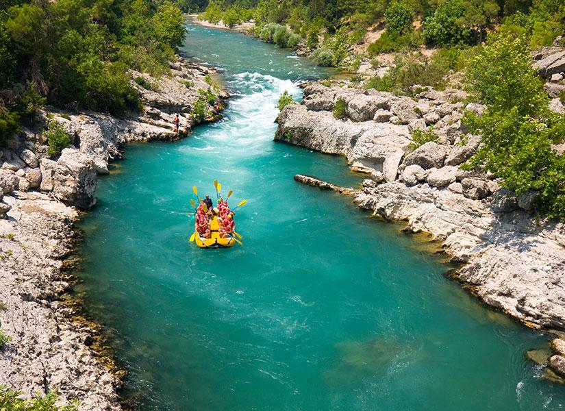 Günübirlik Rafting Turu